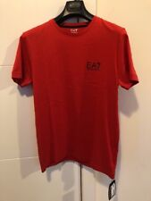 Genuine Armani EA7 Core ID Mens T Shirt Size Large (100% Cotton)