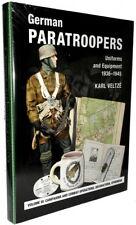 German Paratroopers - Uniform and  Equipment 1936-1945 - Vol. III (Veltze)