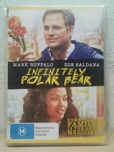Infinitely Polar Bear DVD Mark Ruffalo Movie - BRAND NEW