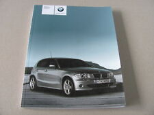 Manuel d'utilisation en espagnol BMW E87 116i 118d 11i 120d 120i 130i - idrive