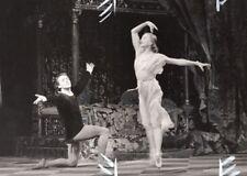 Galina Ulanova Russian Ballet Roger Pic Photo 1958