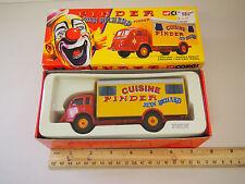 Corgi Diecast Pinder Jean Richard Circus - Renault Cuisine Truck # 71402
