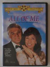 DVD Movie - All of Me (1999) Steve Martin, Lily Tomlin