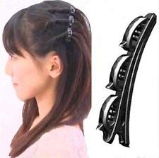 Neu Haarspange Clip Haarklammer Haarschmuck Bananenspange Haarkamm Barrette