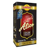 Suntat Alice Schwarzer Tee mit Bergamotte Aroma - Alice Bergamont Cay (500g)