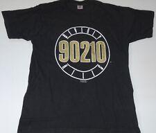 eVintage Beverly Hills 90210 90s Tru Vintage Black T-ShirtT shirt