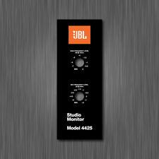 JBL 4425 STICKER LABEL FOILCAL