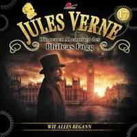 JULES-DIE NEWEN ABENTEUER DES PHILEAS FO  - WIE ALLES BEGANN FOLGE 17 CD NEW
