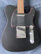 Fender Special Edition Telecaster Noir Satin Black - Selten