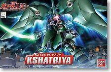 SD BB Warriors Gundam Kshatriya No. 367 model kit Bandai