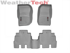 WeatherTech Floor Mats FloorLiner for Jeep Wrangler Unlimited - 2014-2017 - Grey