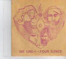 (DR813) Big Linda, Four Songs - 2007 DJ CD