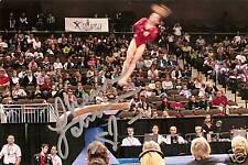 Shawn Johnson signed autograph USA Gymnastics RARE COA LOOK!