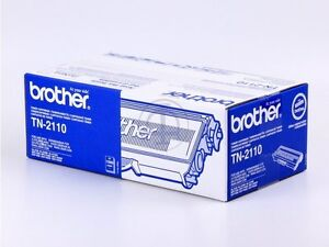 ORIGINAL GENUINE BROTHER TONER TN-2110  NEUWARE  OVP DCP-7040  he