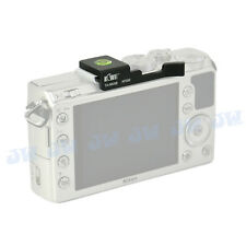 KIWIFOTOS Hot Shoe Cover Thumb Up Grip With Bubble Level For Nikon Coolpix A