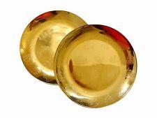 Goldener Teller Porzellan Frühstücksteller Kuchenteller Menü Teller Goldhochzeit
