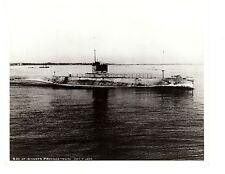 USS S20 SS125 Submarine Photograph 8x10 BW Provincetown 1920