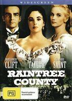 Raintree County (DVD, WS, 2014) Elizabeth Taylor NEW