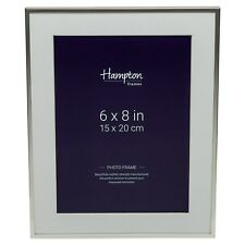 Mayfair Silver Plate Photo Frame With Bevelled Mount 6x8 (15x20cm) Bsn13868