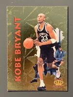 1996 Pacific Crown Kobe Bryant Rookie Gold Foil SP #P-6 Los Angeles Lakers HOF