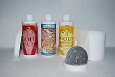 Liquid Gold Plating System, Medallion Gold Plating Immersion System