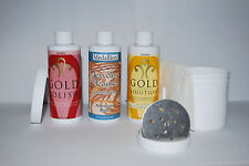 Liquid Gold Plating System, Medallion Gold Plating Immersion System - NEW