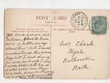 Mrs Clark Kyrle Batheaston Bath 1904 805a