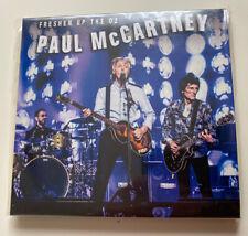 Paul McCartney, 'Freshen Up the O2' (Golden Eggs CD set)