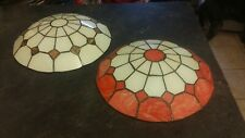 Stained Glass Lead Work Bowls  Homemade Amateur