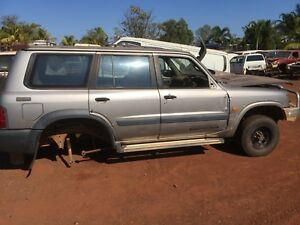 Wrecking GU GQ Nissan Patrol ZD30 TD42 all parts available