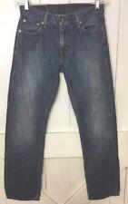 Mens Levi 514 Regular Fit Straight Leg Medium Color Jeans 30 X 32.   Q
