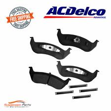 Disc Brake Pad Rear Fits Ford Mercury Lincoln AC Delco Brake Ceramic 14D1040ACH