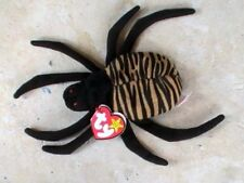 Ty Spinner The Spider Beanie Baby 1997 Soft Plush Stuffed Animal