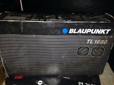 "Blaupunkt TL1680  6 1/2 "" 3 Way Car Speakers VINTAGE/RARE Used in Porsches"