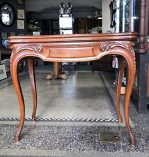 French Rosewood card table, Louis XVIII style, c. 1870