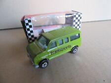 565G Polfi Toys 401 Grèce Ford E150 Van Transports 1:55