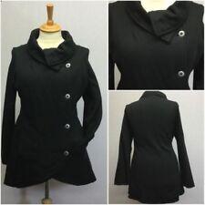 Cappotti e giacche da donna neri in cotone taglia XL 21425ceeba5