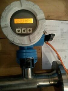 Endress-Hauser Flow Meter  t-Mass 65 F DN50  65F50-AE2AG1DAAACA  !!Tested OK!!