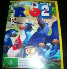 Rio 2 (Kids Animated Film) Blue Sky Studios (Australia Region 4) DVD - NEW