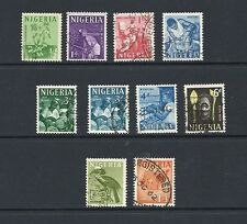 Used Single Nigerian Stamps (1960-Now)