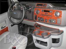 Dash Trim Kit for FORD E-SERIES/ECONOLINE 09 10 11 12 13 14 15 16 17 carbon fibe