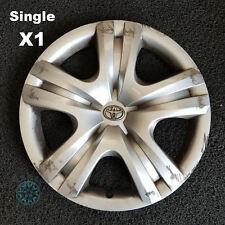 """Toyota Aurion 16"""" Genuine Hubcap AS IS (Single x1)"""