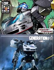 Transformers Masterpiece Authentic Generation Toy GT-04 J4zz / IDW MP Jazz MIB