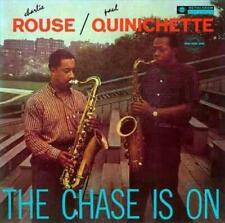 QUINICHETTE & ROUSE - THE CHASE IS ON NEW VINYL RECORD