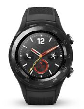 Relojes inteligentes negro Huawei Watch
