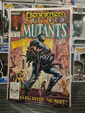 The New Mutants #73 (March 1989, Marvel) NM Stan Lee CGC CBCS?