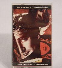 Rob Stewart : Vagabond Heart - Cassette 1991