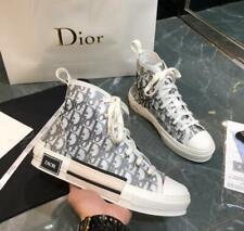 Dior B23 Logo High Top Oblique