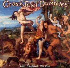 Crash Test Dummies God Shuffled His Feet CD