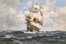 Charles Vickery Limited Edition Print - Peace Before the Storm